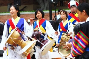 Freedom Sounds of Koreatown celebrated community and culture.