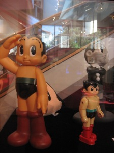 Astro-Boy! All the way from the '60s.